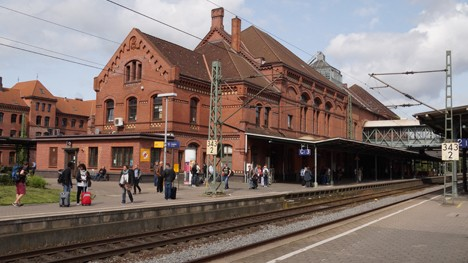 Station Hamburg Harburg